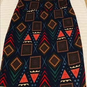 Excellent condition LulaRoe skirt